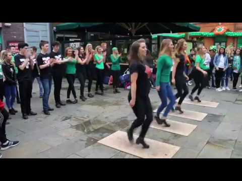 Fusion Dance Fest - St Patrick's Day - Temple Bar!