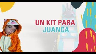 #UnKitSmilePara Juan Camilo Gómez