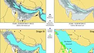 فبايعوه ولو حبوا علي الثلج !! (1) - العصر الجليدي 2020-2030 - عودة جزيرة العرب مروجا و انهارا