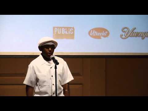 2011 Inspired Art Gala: Akilae Snorden, Tubman Elementary School