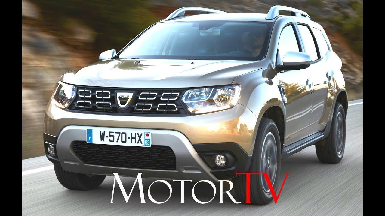 Dacia presenta il nuovo duster 2017 l design interni e motori l clip ita youtube for Duster interni