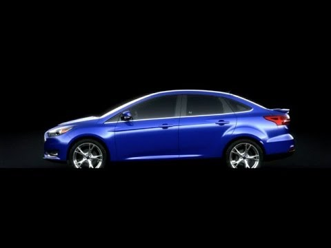 New 2015 Ford Focus Sedan Preview Youtube
