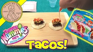 Yummy Nummies Terrific Tacos DIY Mini Food Set