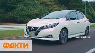 Nissan Leaf E-Plus 2019: характеристики и цена