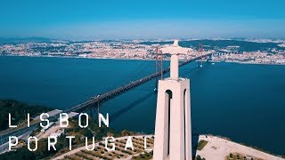 LISBON || Travel Movie || DJI Mavic Pro || Cinematic || Sony Alpha
