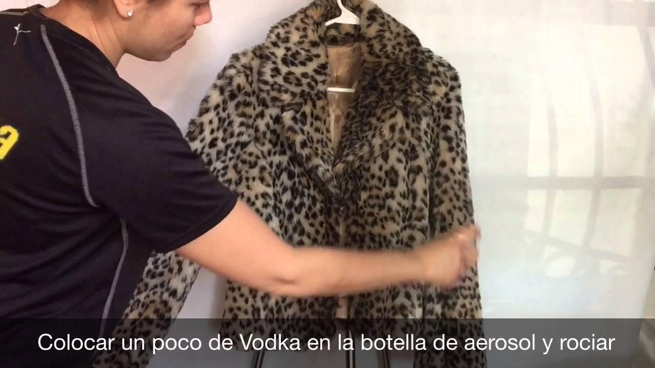 Elimina el olor a humedad de tu ropa youtube - Eliminar olor a humedad ...