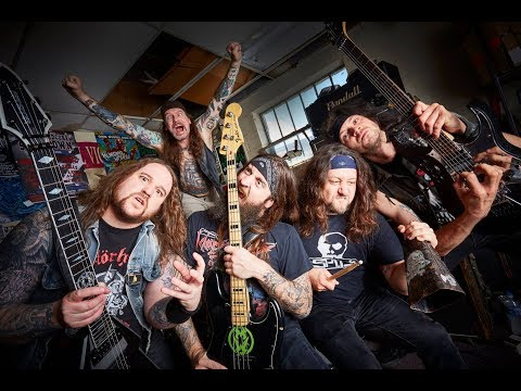 MUNICIPAL WASTE's Tony Foresta on 'Slime & Punishment', Songwriting, Crossover Thrash & Tours (2017)