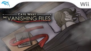 Cate West: The Vanishing Files | Dolphin Emulator 5.0-9289 [1080p HD] | Nintendo Wii