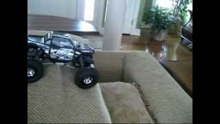 "Losi Mini Rock Crawler ""Couch Crawl"""