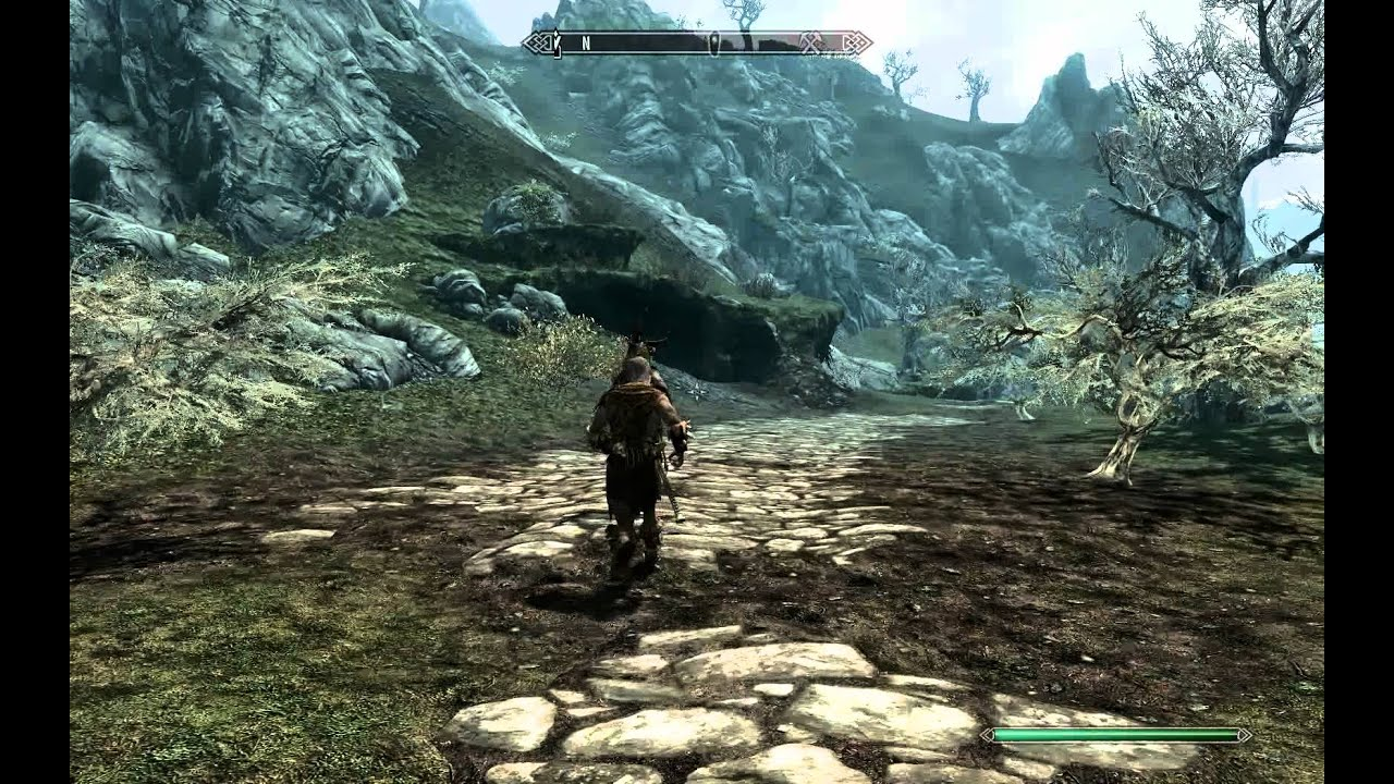 Skyrim : No One Escapes Cidhna Mine Bug/Glitch Fix