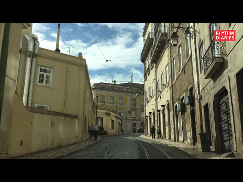 Rhythm Diaries  – European Journey Lisbon (3/10)