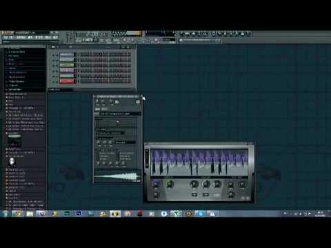DJ RodCher - FL Studio 10 Клубняк.