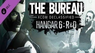 The Bureau XCOM Declassified - Hangar 6:R and D Gameplay [PC]