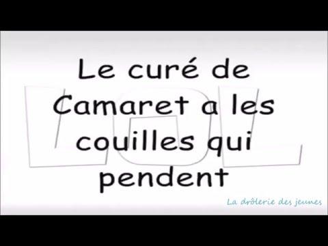 Chanson paillarde Le curé de Camaret