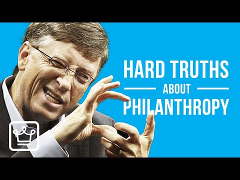 10 Hard Truths About Philanthropy