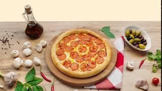 Рекламный ролик ПиццаСушиВок PSW - пицца 10s