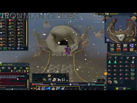 Rs3 Ironman Dagannoth Rex solo guide