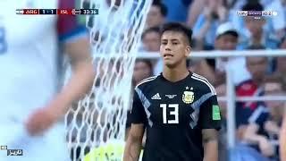 Argentina vs Islandia 1-1│ 16 06 2018 │  Resumen