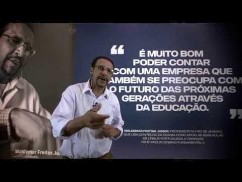 FILME PROFESSOR WALDEMAR FREITAS JR - FENATRAN 2017