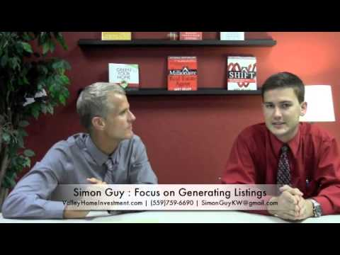 """How """"Young Gun"""" Realtor Simon Guy Gets More Listings with Leverage - w/ Brian Icenhower"""