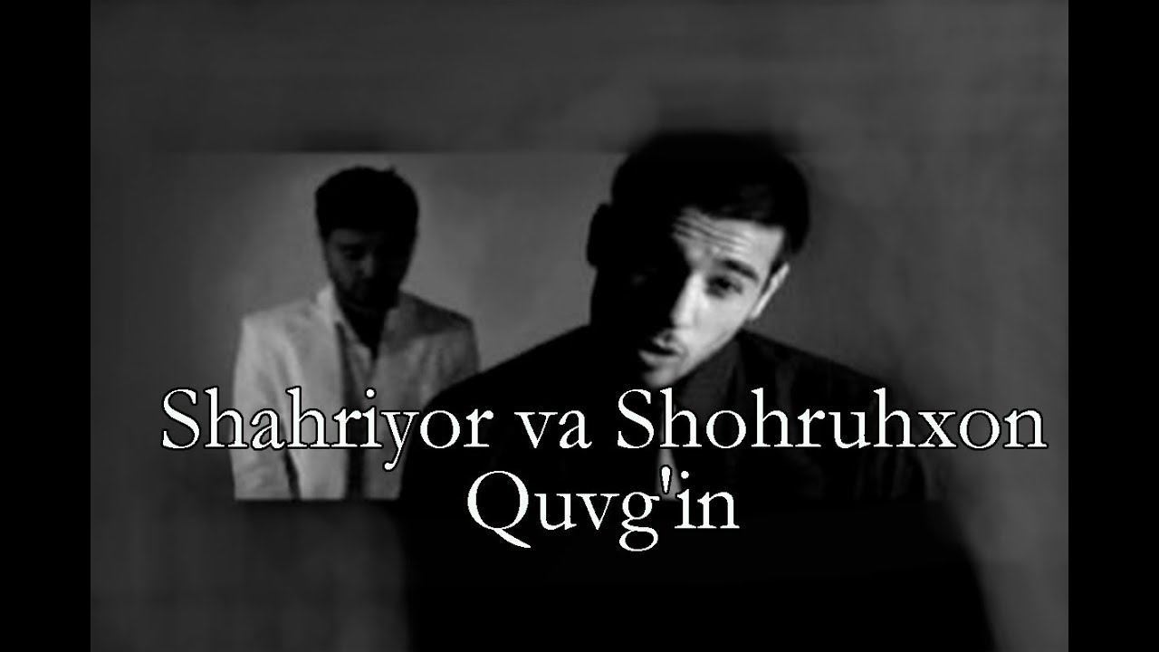 Shahriyor va Shohruhxon - Quvg'in (Official music video)