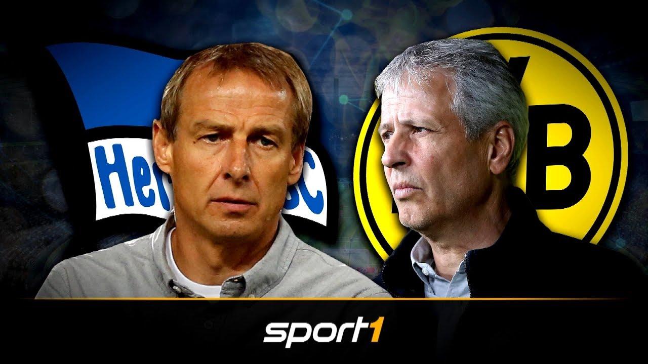 Neuanfang vs. Endspiel - Stürzt Klinsmann Favre? | SPORT1