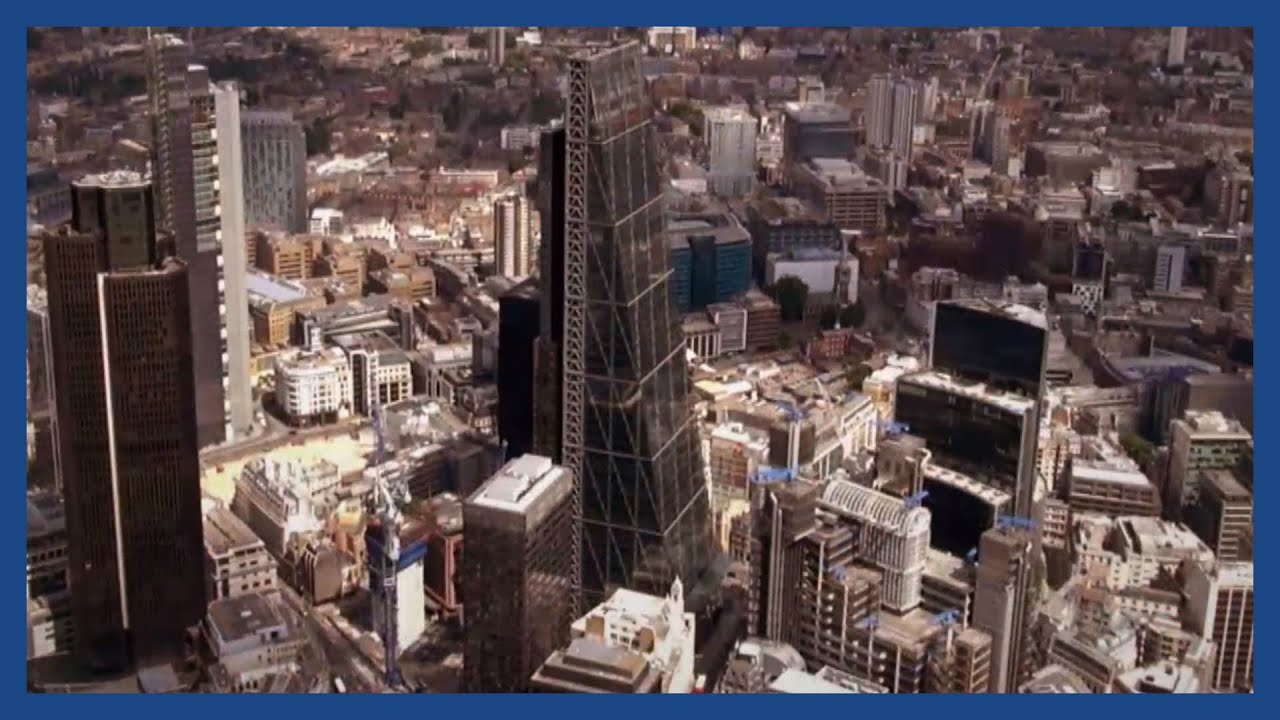 The Cheesegrater   First look Inside London's tallest office space