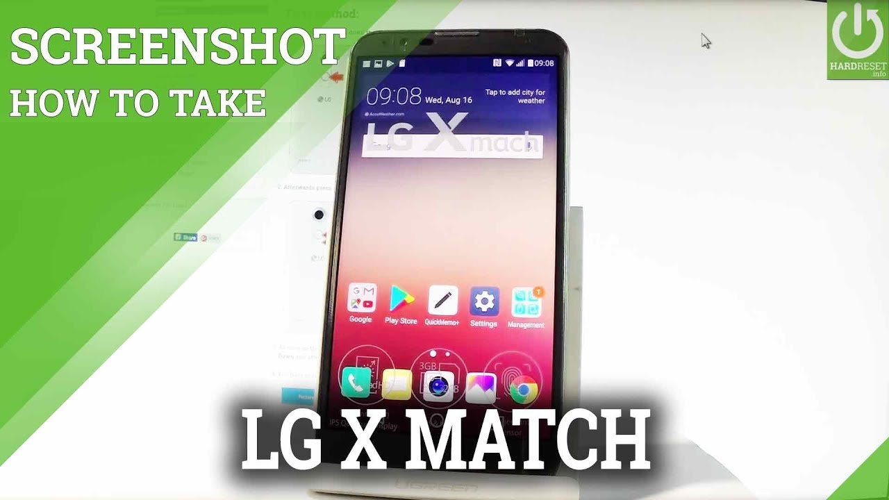 Lg X Mach Screenshot Videos - Waoweo