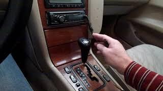 Сброс адаптации АКПП 722.6 Mercedes