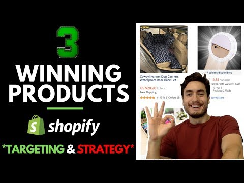 3 Winning Products to Sell on Shopify (Strategy Included) thumbnail
