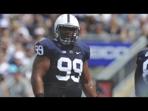 "Austin Johnson || ""A QB Nightmare"" || Penn State Highlights"