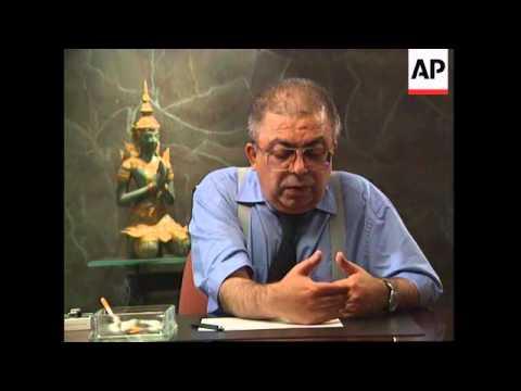 CANADA/THAILAND: RAKESH SAXENA INTERVIEW
