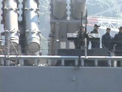 USS John S. McCain Returns to Yokosuka