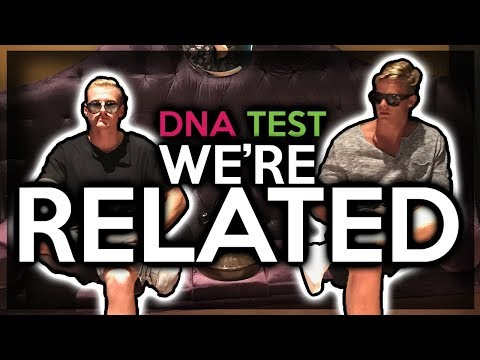 We're Related!?! 23andMe DNA Test Result !