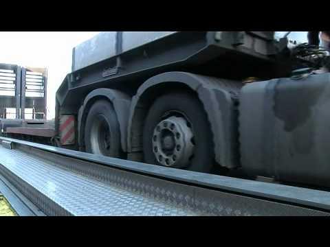 31-01-2011 - Wegen van containers belangrijke zaak