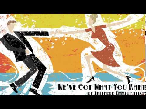 We've Got What You Want (Radio Edit) by Intended Immigration (audio only)