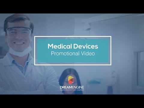 Medical Devices Promotional Video