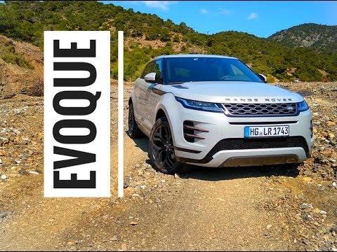 340db0bbb9329 Range Rover Evoque 2020 chega ainda em 2019 e é muito mais que um Velar