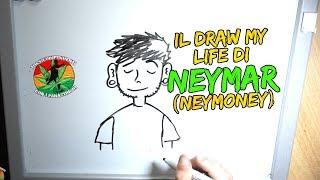IL DRAW MY LIFE DI NEYMAR (NEYMONEY) | NO AL BULLISMO |