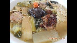 Chap Chai Recipe (Mixed Vegetable Soup)
