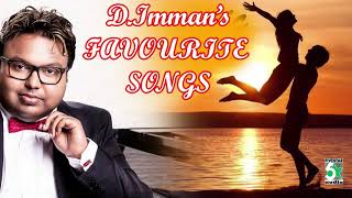 D.Imman'S Super Hit Favourite Audio Jukebox