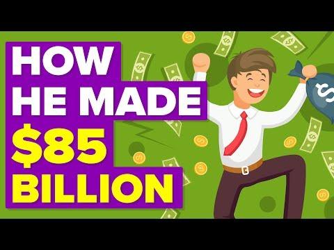 This Is How Warren Buffett Made $85 Billion