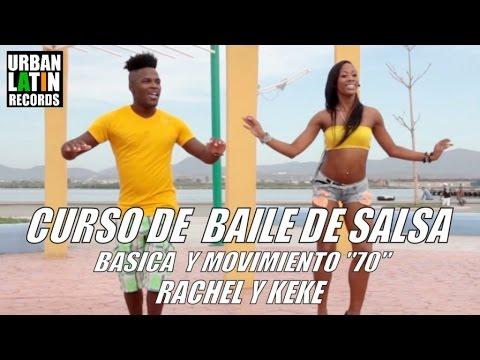 APRENDE A BAILAR SALSA - BASICA, MOVIMIENTO 70 (CASINO) CURSO DE BAILE DE SALSA CUBANA 2018