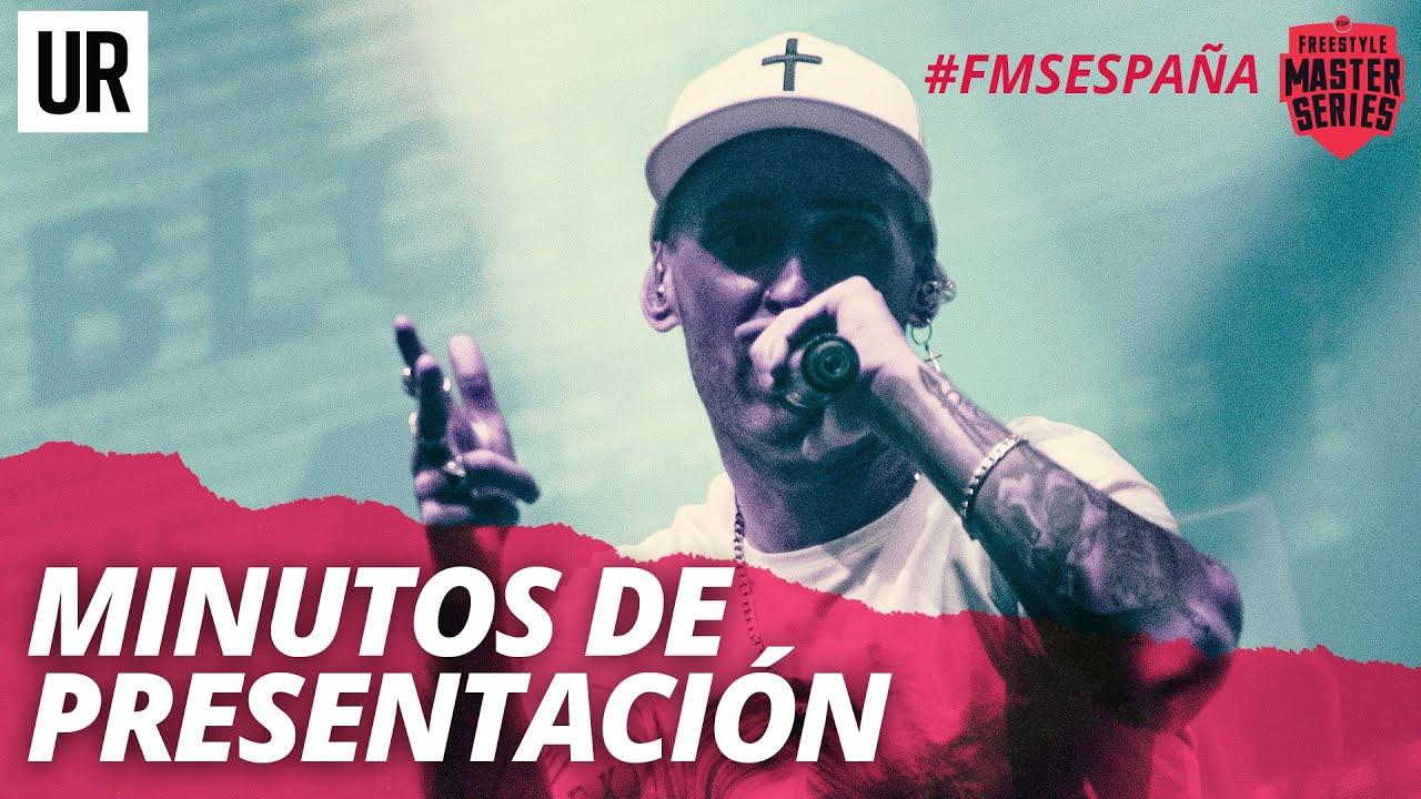 Minutos de Presentación   Jornada 1 FMS España 2020