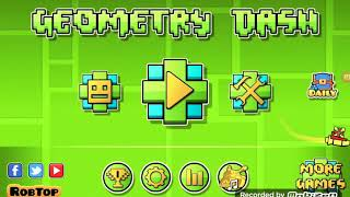 1 vid OMG GAMING!! Geometry dash