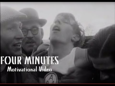 EPIC MOTIVATIONAL VIDEO - FOUR MINUTES