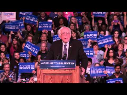 Things Have Changed | Bernie Sanders