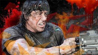 Топ 10 САМЫХ Кровавых Сцен в Кино