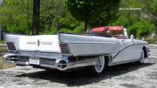 🚗  Buick 1958 Limited Convertible