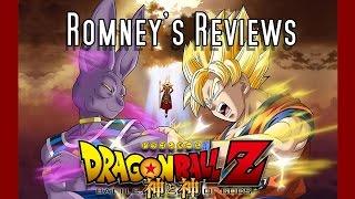 Romney's Reviews - DragonBall Z: Battle Of Gods
